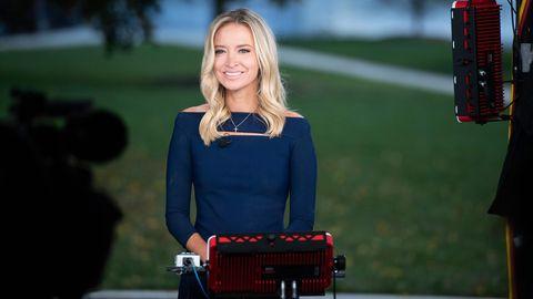 Kayleigh McEnany, Sprecherin des Weißen Hauses