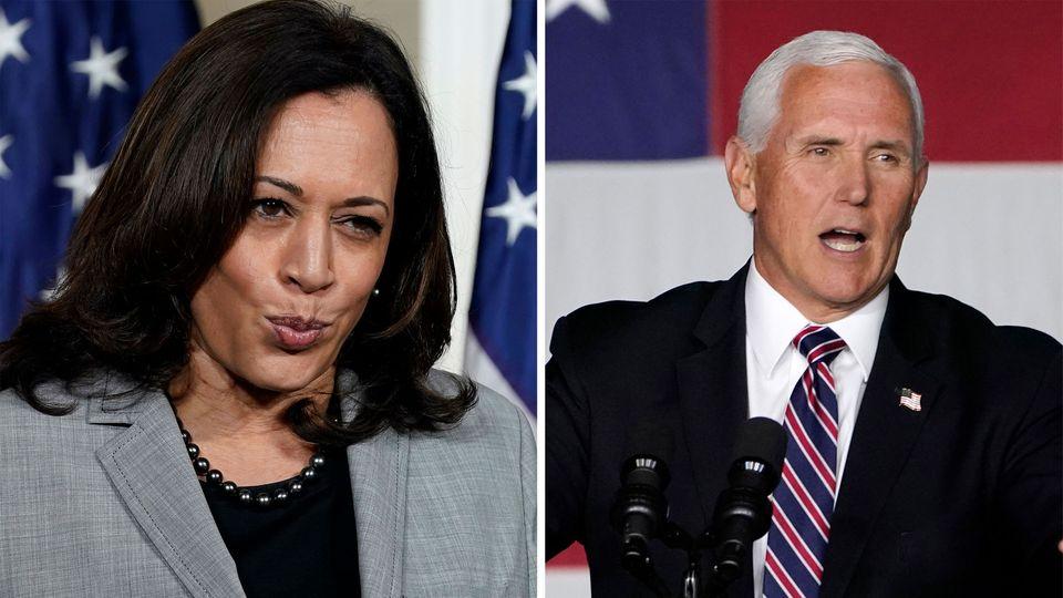 Vize-US-Präsidentschaftskandidaten