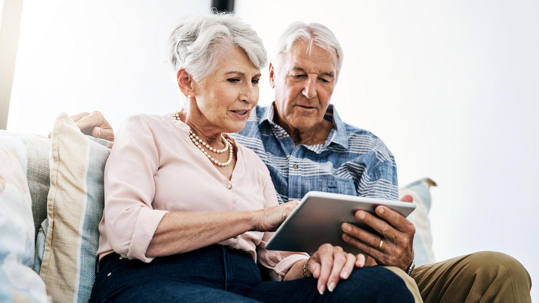 Senioren haben andere Ansprüche an ein Tablet