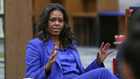 Michelle Obama, ehemalige First Lady der USA
