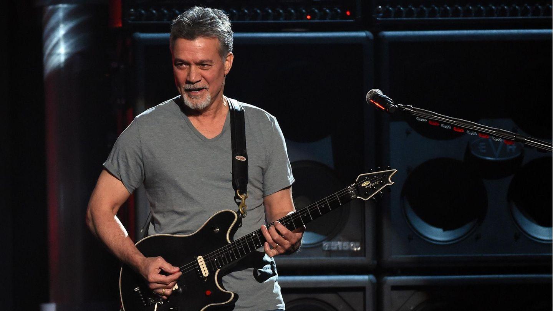 Eddie Van Halen, Gitarrist der Rockband Van Halen, ist im Alter von 65 Jahren gestorben