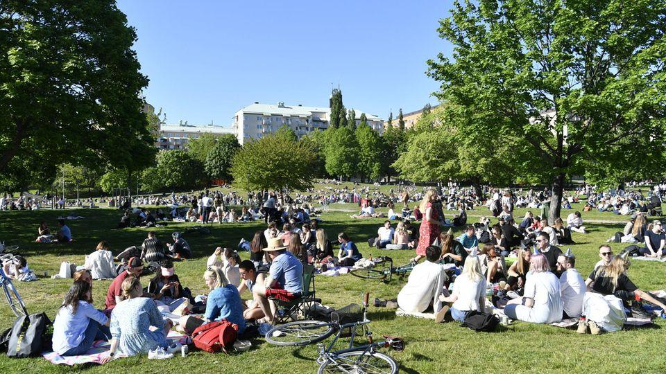 Corona: Die stolzen, sorglosen Schweden – so erlebte unser Autor den Sommer im Land des Sonderwegs
