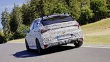 Der Hyundai i20 N profitiert von der steiferen Karosserie des i20