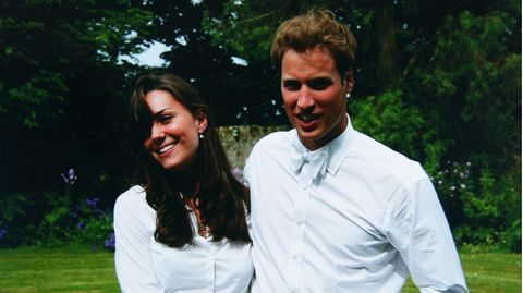 Kate und William St. Andrews