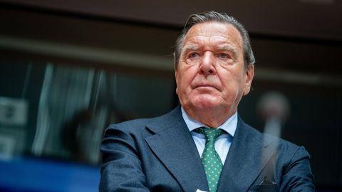 Gerhard Schröder (SPD), ehemaliger Bundeskanzler und jetziger Leiter Verwaltungsrat Nord Stream 2