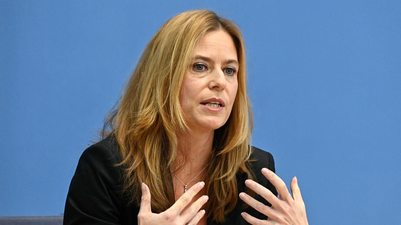 Die Leiterin der Abteilung für Infektiologie des Universitätsklinikums Gießen, Susanne Herold