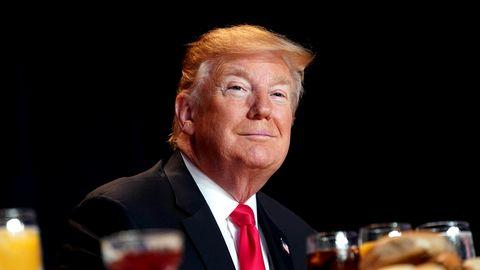 """US-Religionsforscher warnt: """"Trump bedient sich einer apokalyptischen Sprache und zeichnet eine Welt, die im Chaos versinkt"""""""
