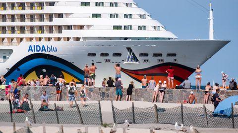 Kreuzfahrtverband beschließt generelle Covid-19-Testpflicht