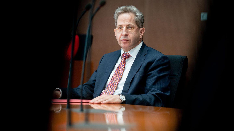 Hans-Georg Maaßen, ehemaliger Präsident des Bundesamtes für Verfassungsschutz