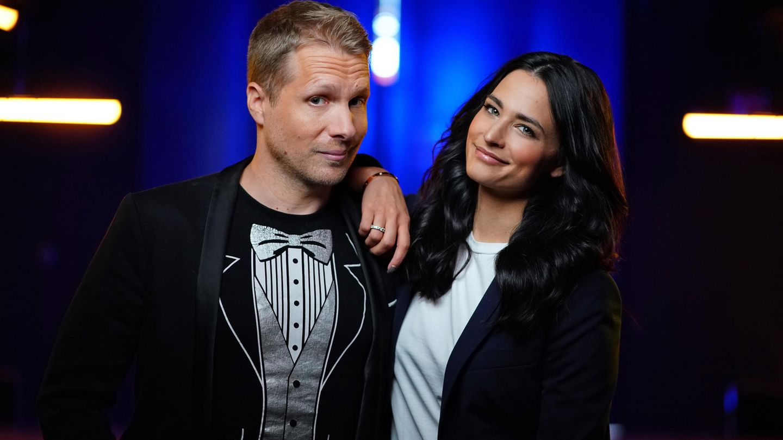 Vip News: Oliver und Amira Pocher verraten Geschlecht ihres zweiten Kindes