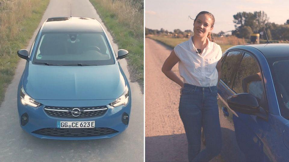 E-Auto-Test: Was taugt der Opel Corsa-e im Alltag?