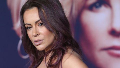 Alyssa Milano leidet an Corona-Symptomen
