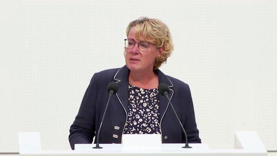 Agrarministerin von Niedersachsen