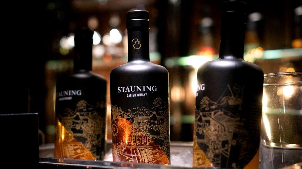Stauning ist einer der angesagtesten Whiskys und kommt aus Dänemark