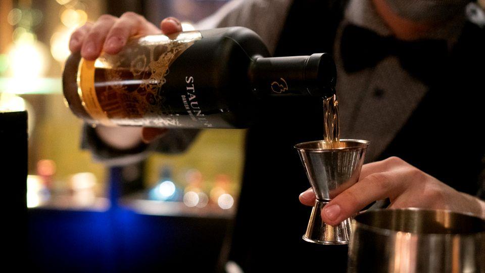 Der Rye Whisky ist eine tolle Basis für Cocktails