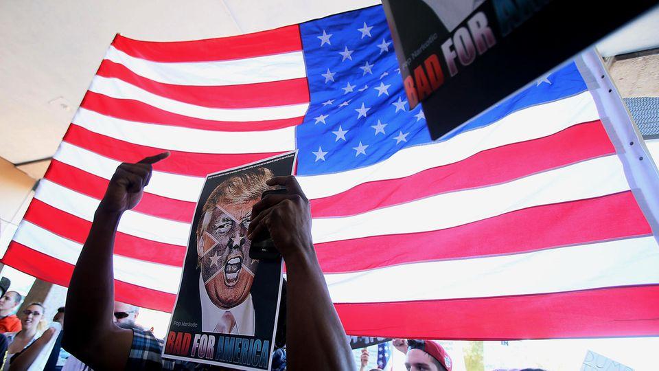 US-Wahl: Arizona gilt als Hochburg der Republikaner – bis jetzt. Besuch in einem Bundesstaat im Wandel