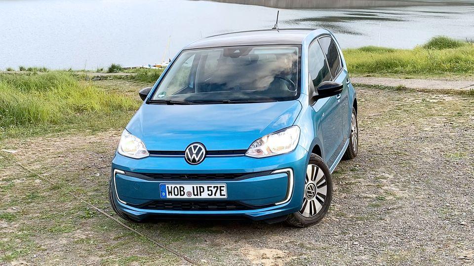 Der VW e-Up! im E-Auto-Test
