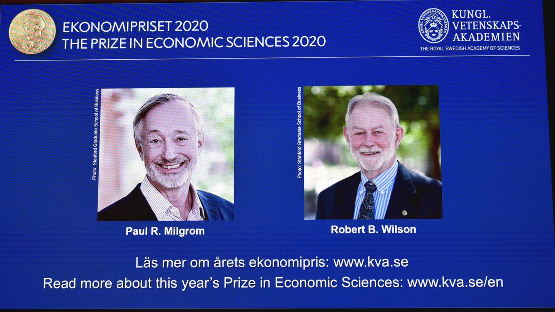 News von heute: Wirtschaftsnobelpreis für US-Ökonomen Paul Milgrom ...