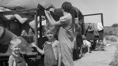 Geschichte des Kapitalismus: Als die Menschen Gras aßen – die Weltwirtschaftskrise Anfang der 30er Jahre