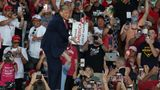 Donald Trump im Wahlkampf in Florida