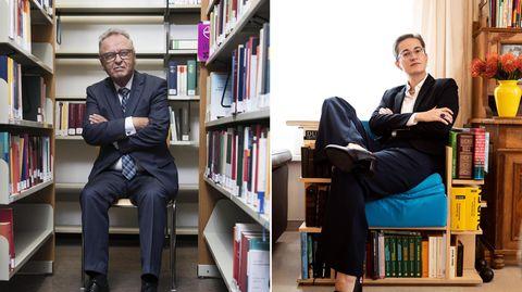 Hans-Jürgen Papier und Karoline Preisler