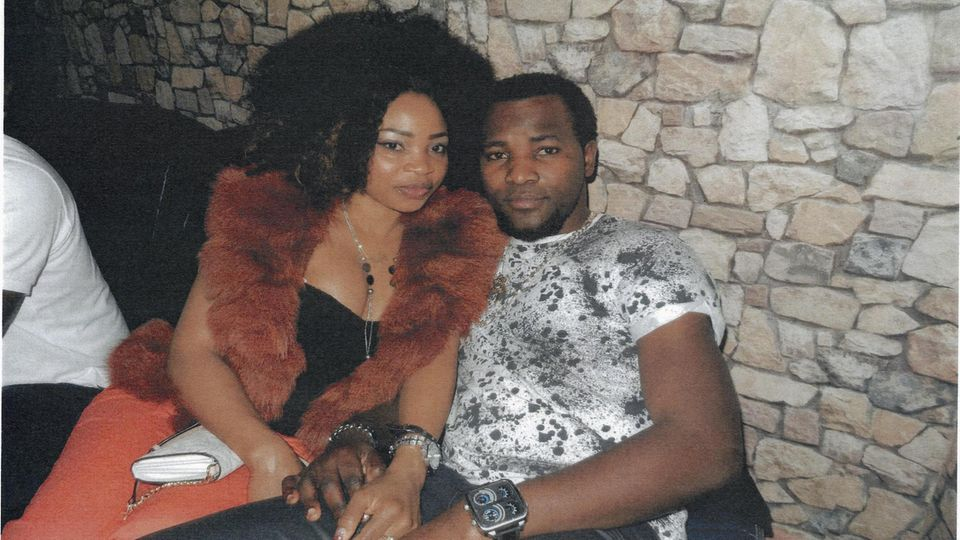 "Kelly Omokaro and ""Madame"" Olmoye Okougbo"