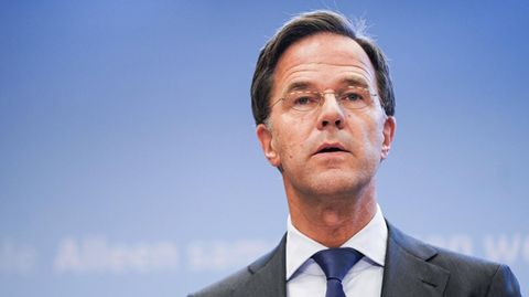 Hollands Premier Mark Rutte