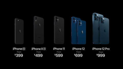 iPhone 12 vorgestellt: Apple zeigt sein neues Lineup: iPhones für alle