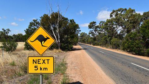 On the Road in Australien: Seit einem halben Jahr gilt ein umfassendes Einreiseverbot für alle ausländischen Reisenden.
