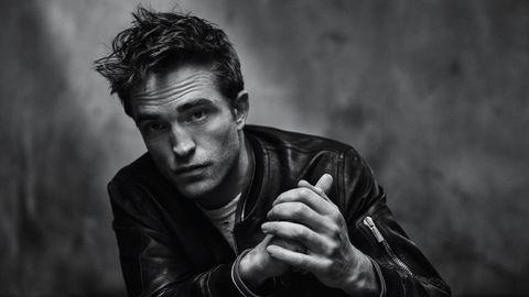 VOE STERN 43/2020 EXTRA BEAUTY MÄNNER  Robert Pattinson, Kampagnenmotive von Dior Homme Parfum