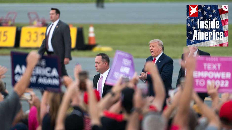 Fans von Donald Trump