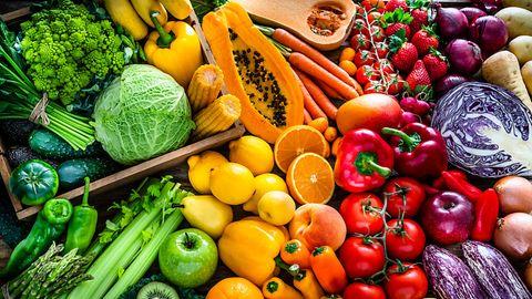 Gemüse für die gesunde Ernährung