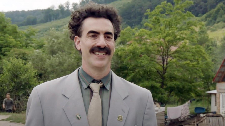 "Sacha Baron Cohen in ""Borat"""