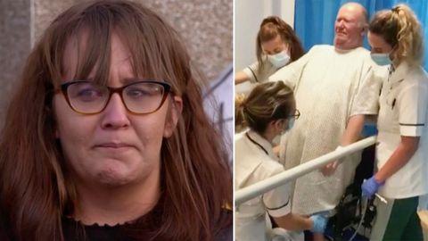 Corona-Patient nach sechs Monaten aus Krankenhaus entlassen – Tochter spricht emotionale Worte