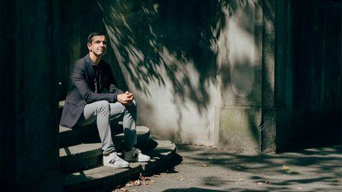 """Djordje Nikoli: """"Ich war einer der innereuropäischen Corona-Kuriere. Aber ich hatte die ganze Zeit keinen Schimmer davon, dass ich betroffen bin."""""""