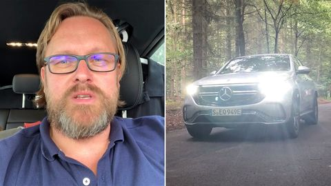 Mercedes-Benz EQC im E-Auto-Test
