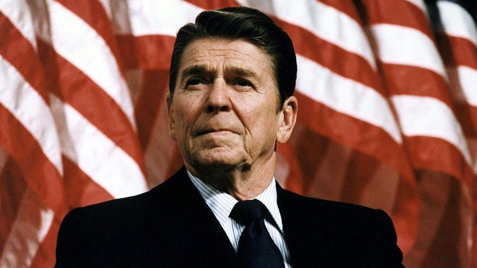 USA in den 80ern: Noch einmal Supermacht – als Ronald Reagan die Amerikaner begeistert