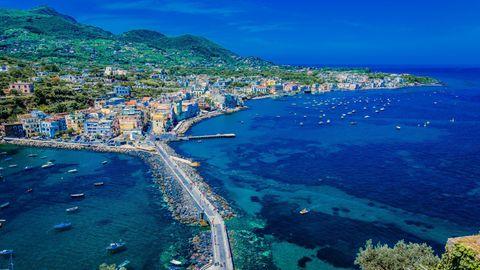 Auch für die Insel Ischia in der RegionKampanien gilt nun eine Reisewarnung