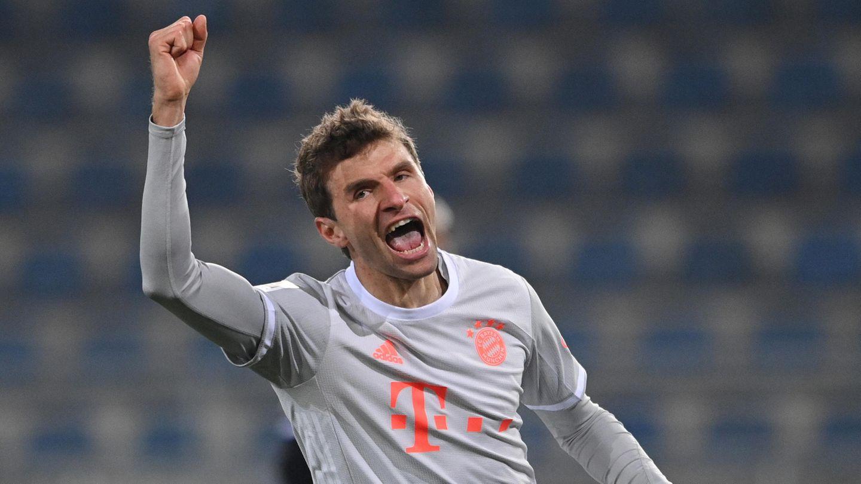Thomas Müller vom FC Bayern