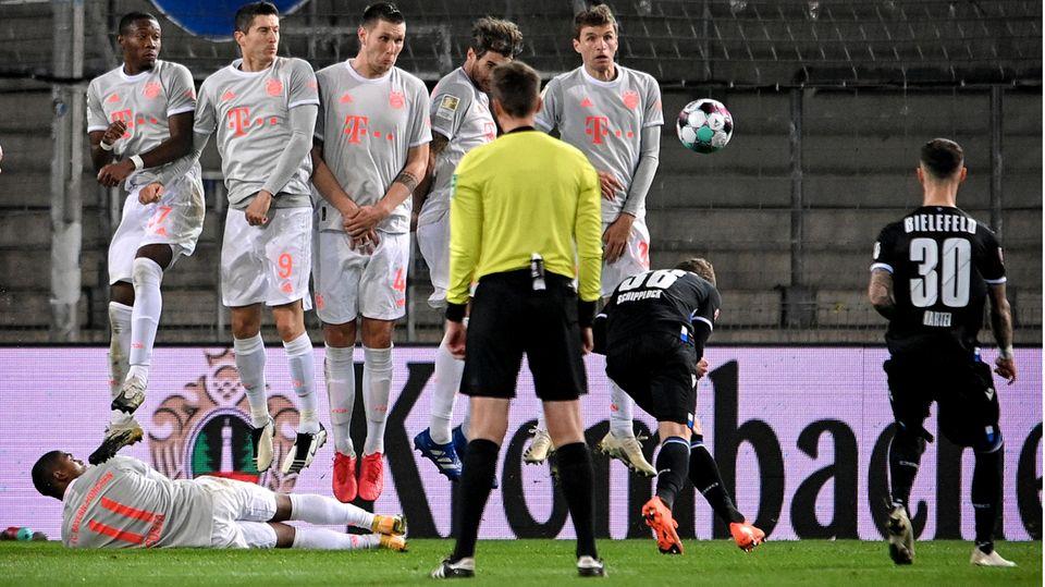 Bundesliga in star-Check: Bayern wall jumps, Douglas Costa is behind it