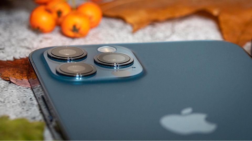 Apple: iPhone 12 Pro im Test: Lidar geil?