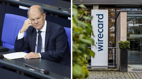 Finanzskandal: Olaf Scholz und Wirecard: Schuld sind immer die anderen