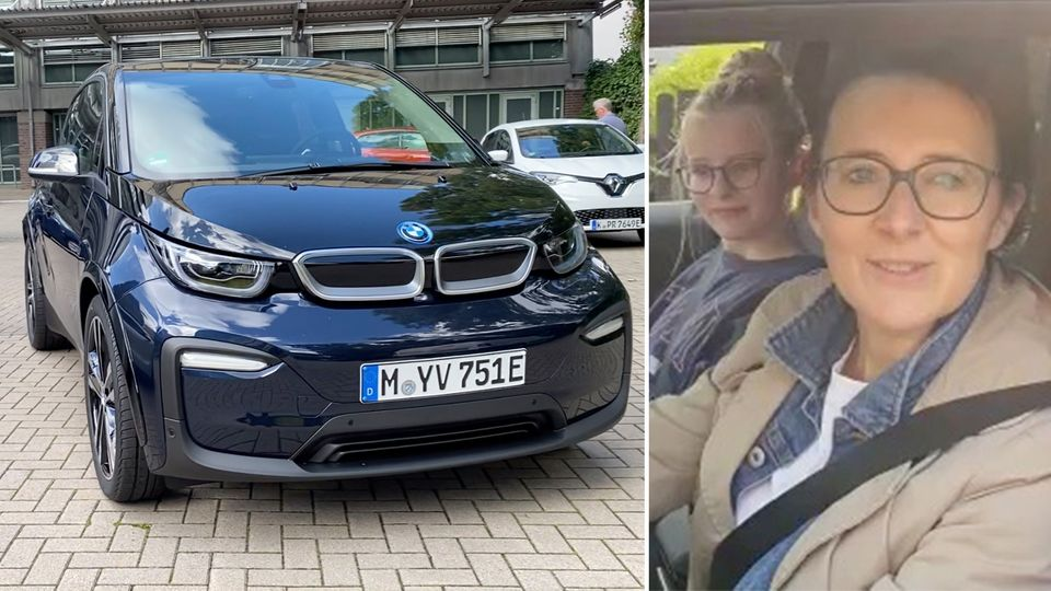 Der BMW i 3 im E-Auto-Test