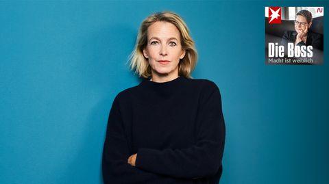 Julia Jäkel, Verlagschefin von Gruner + Jahr