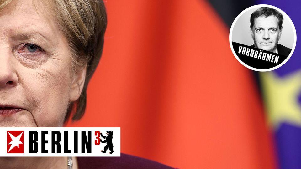 Merkel appelliert an die Bevölkerung