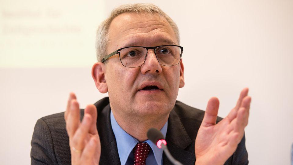 Historiker Andreas Wirsching