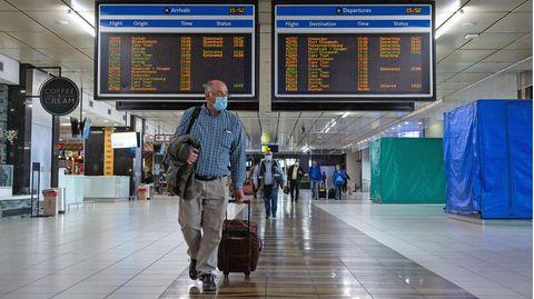 Corona Ticker - Südafrika setzt Deutschland auf Liste der Hochrisikoländer