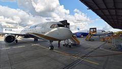 Dieser Airbus A321neo wurde von der noch jungenStarlux Airlines in Taiwan bestellt, die erst im Januar 2020 den Flugbetrieb aufgenommen hat