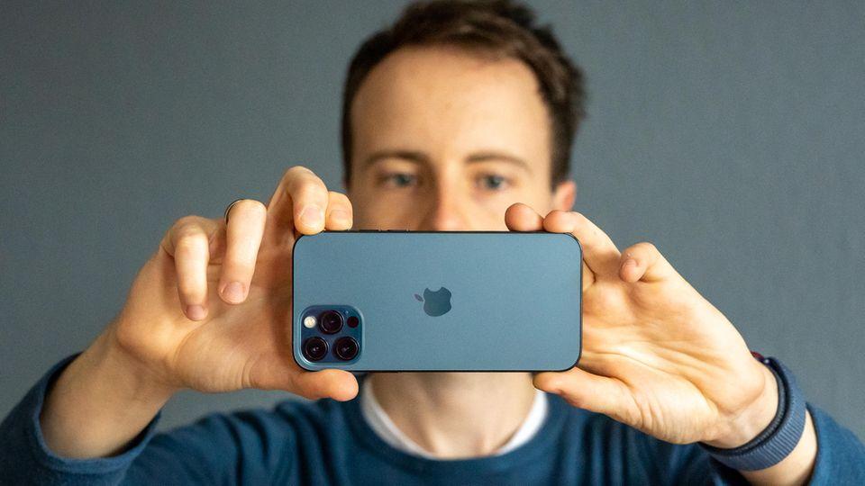 Das iPhone 12 Pro wurde für Fotografen entwickelt. Kann es überzeugen?