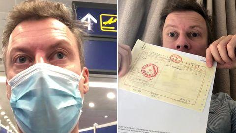 14 Tage im Hotelzimmer – stern-Reporter über seine Corona-Isolation in China